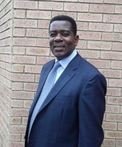 Pastor Peter Moitse