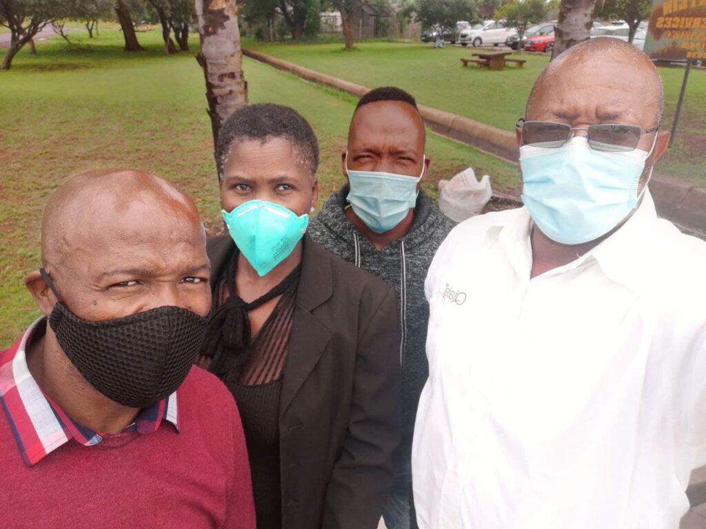 Losperfontein Prison Ministry